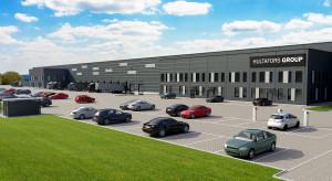 7R zbuduje pierwszy w Polsce wysokiej klasy magazyn AutoStore