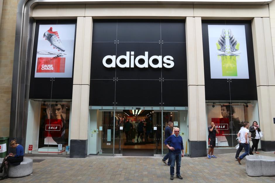 Adidas otrzyma 3 mld euro pomocy od niemieckiego rządu