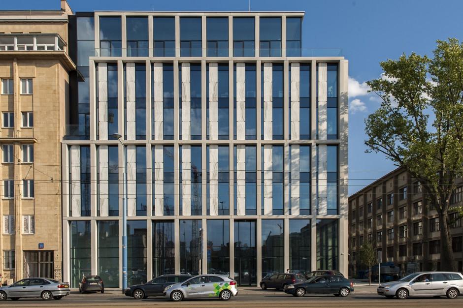 Yareal sprzedaje flagową inwestycję biurową w centrum Warszawy