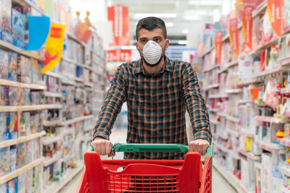 Sklepy, centra handlowe, hotele - obostrzenia i zasady związane z epidemią