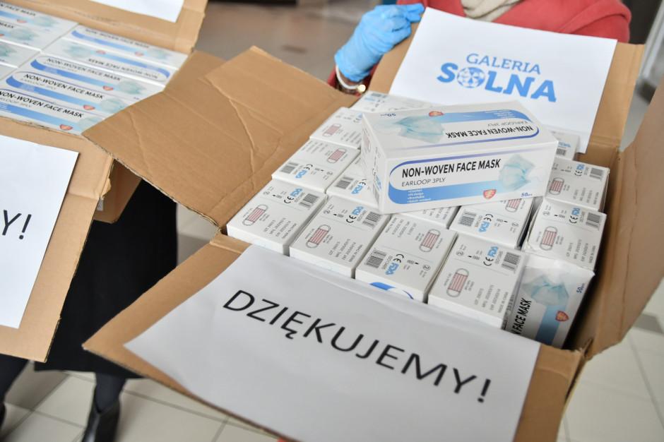 EPP pomaga lokalnie w walce z koronawirusem
