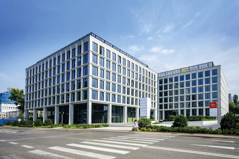 Poczta zostaje w Domaniewska Office Hub. To największa transakcja w I kw. 2020 r.