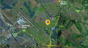 Cresa sprzedaje 57 ha pod centrum Jysk