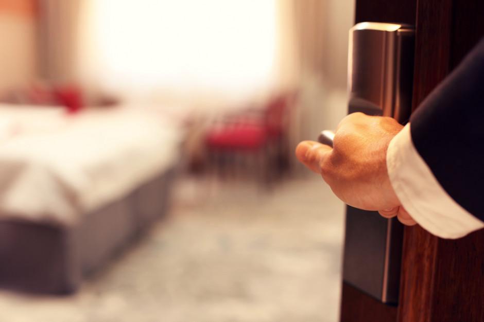 Zamknięty bielski hotel President