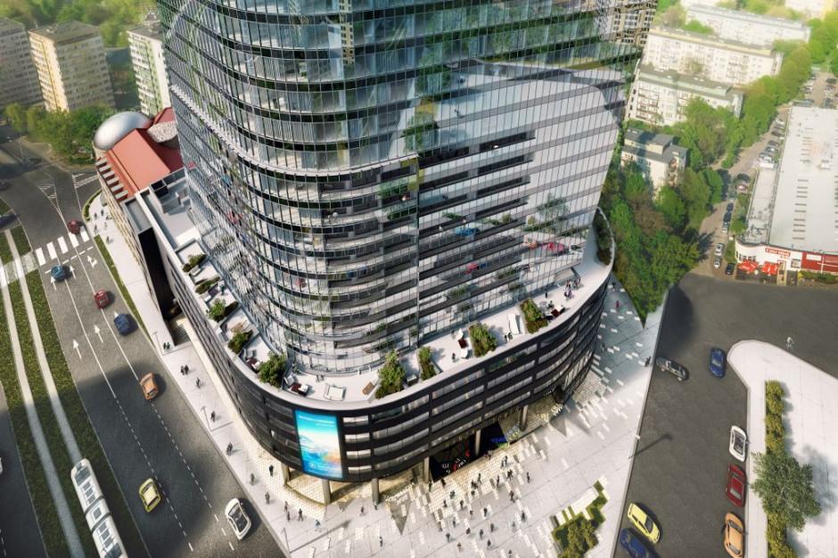 Prawnicy kupują biura w Hanza Tower
