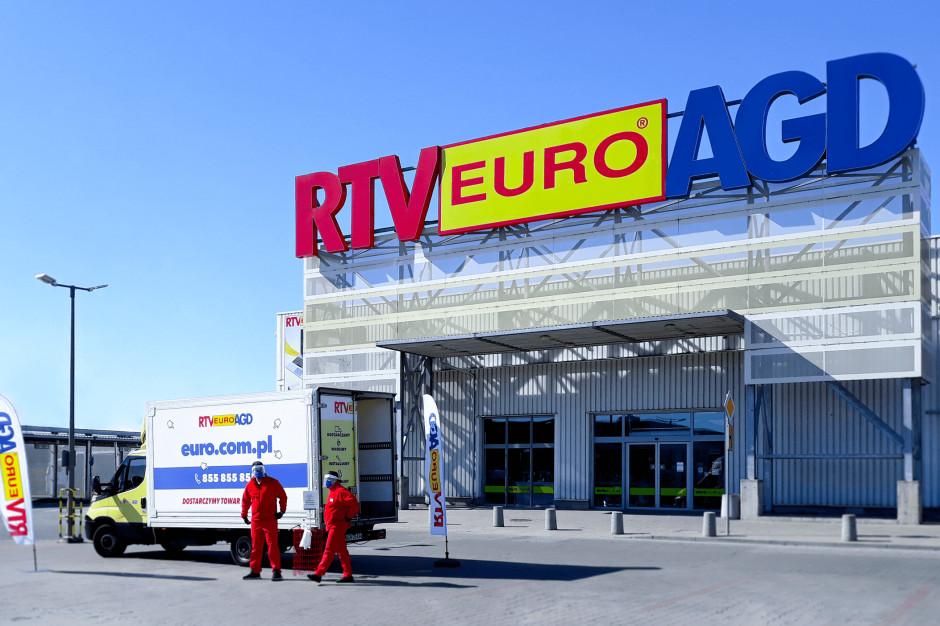 Sieć RTV Euro AGD uruchamia mobilne punkty odbioru zamówień