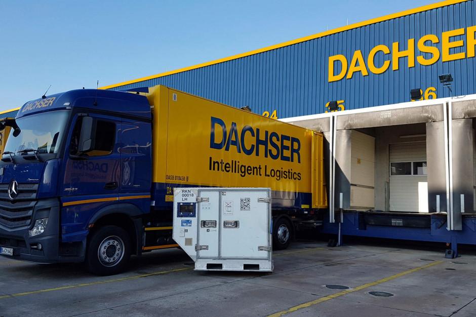 Dachser rozbuduje bazę logistyczną w Polsce