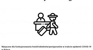Hotele ruszają po majówce. Co można, a co jest zakazane? Oto wytyczne MR i GIS