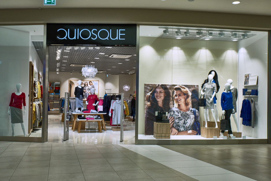 QUIOSQUE odstępuje od części umów z galeriami handlowymi