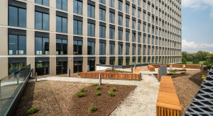 Globalworth przejmuje zarządzanie Podium Park w Krakowie
