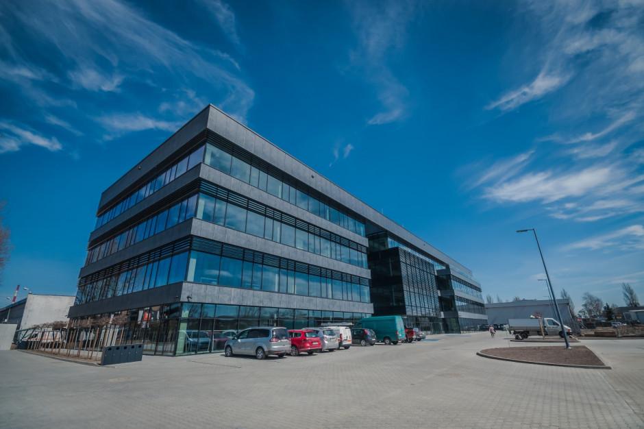 LPP dokończyło budowę biurowca w Krakowie