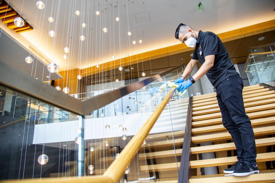 Hilton wprowadzi własny program standardów sanitarnych