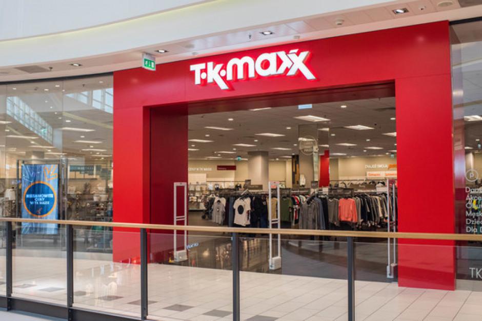 TK Maxx wraca do gry