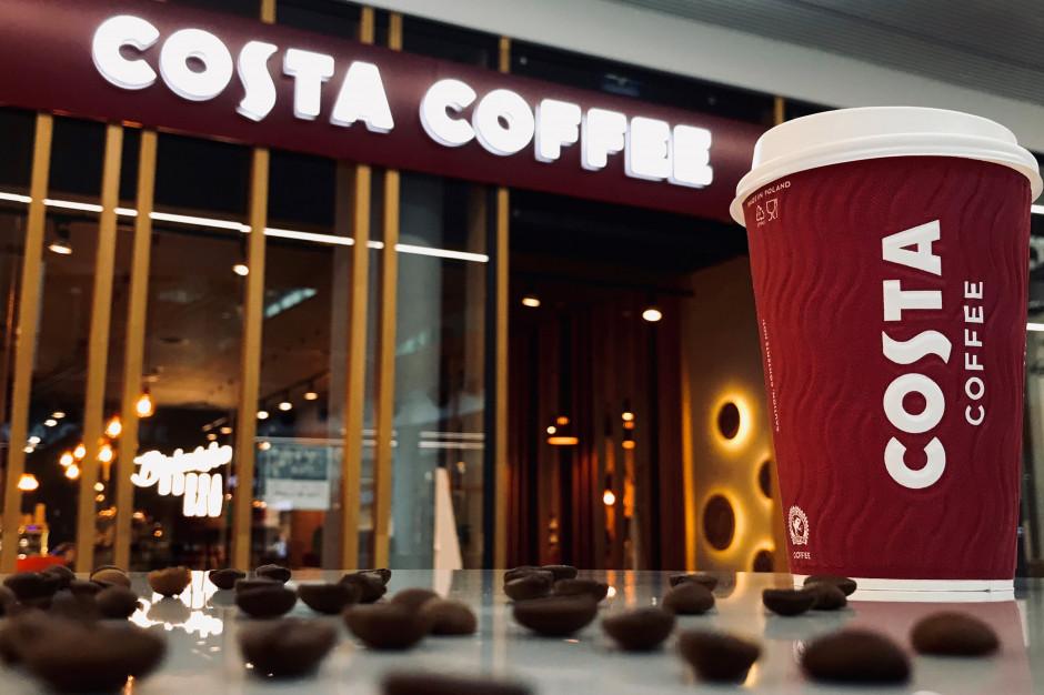 Costa Coffee w Polsce ma nowego prezesa