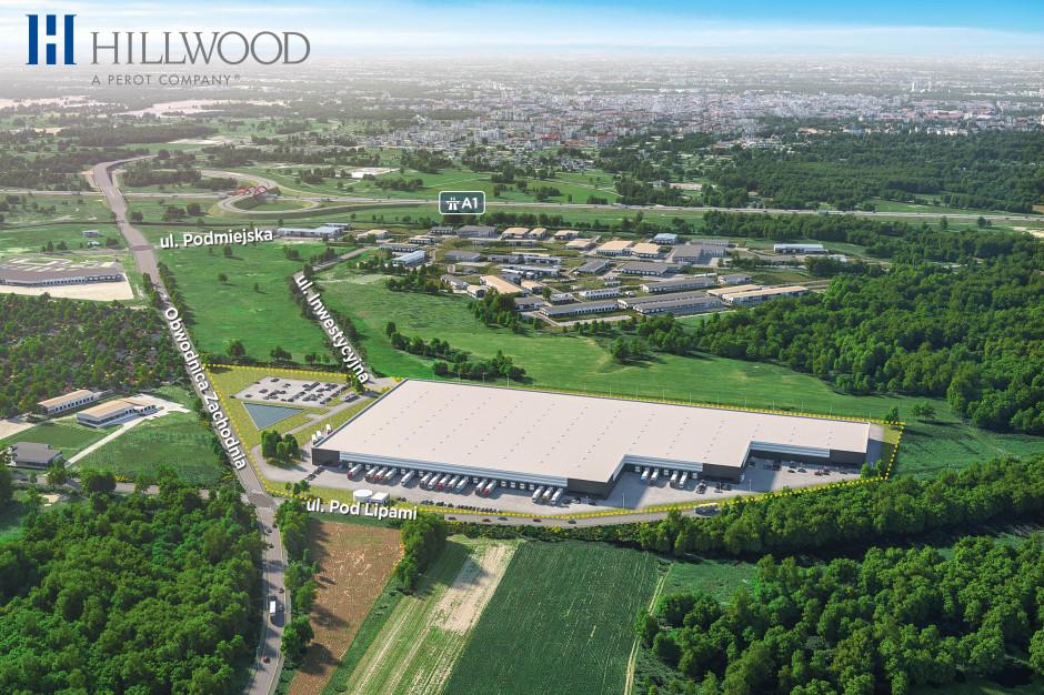 Hillwood inwestuje w centrum magazynowe w sercu Górnego Śląsku