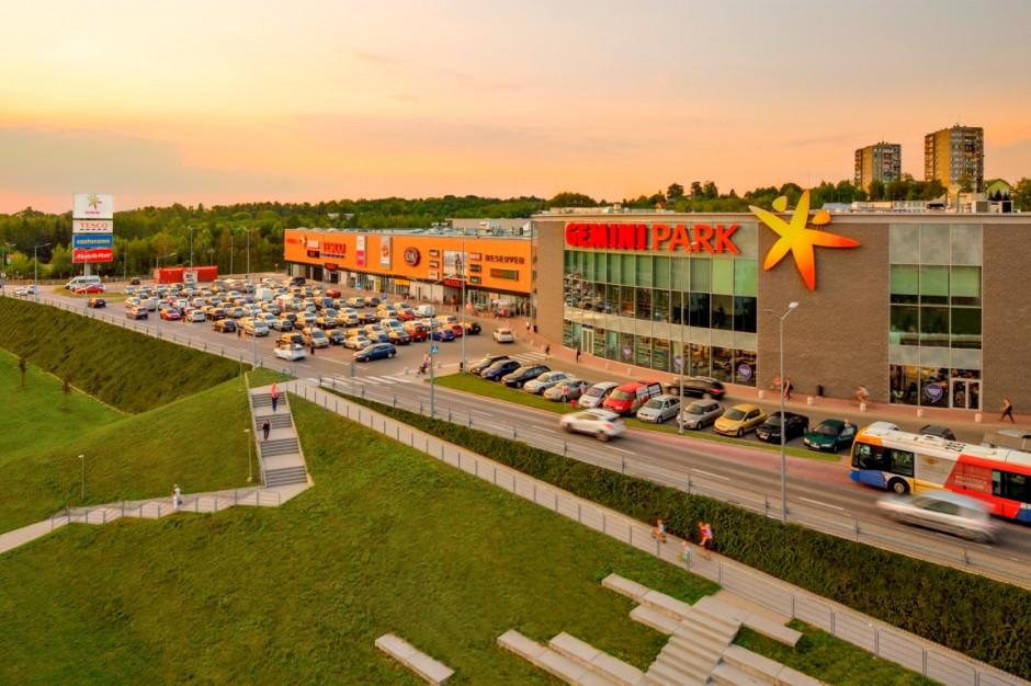 Centra handlowe Gemini z dobrym wynikiem odwiedzalności