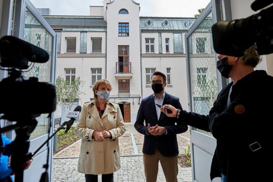 Łódź ma dla nowych przedsiębiorców 18 mln zł i lokale w zrewitalizowanej kamienicy