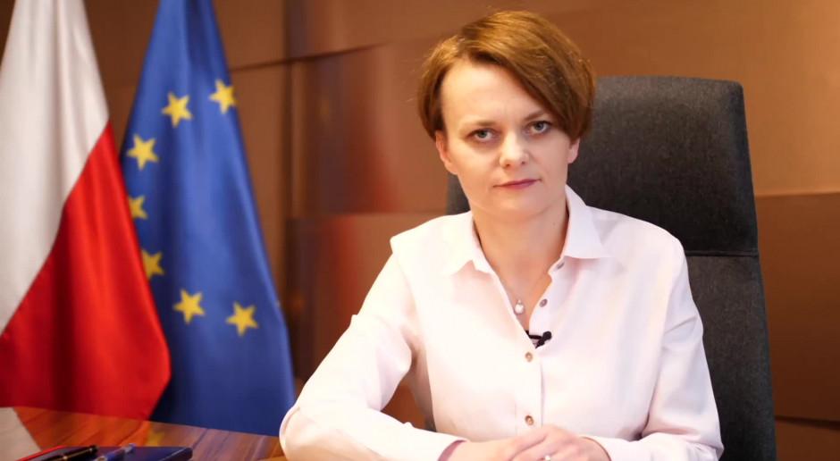 Emilewicz: Chcemy, by część ułatwień dla firm pozostała po pandemii