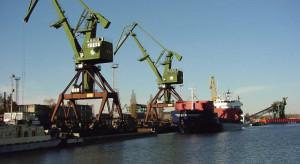 Porty w Szczecinie i Świnoujściu ze spadkiem przeładunków