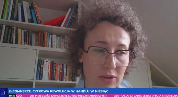Natalia Hatalska na EEC Online: Sprzedaż online odzieży i obuwia wraca do poziomu sprzed pandemii