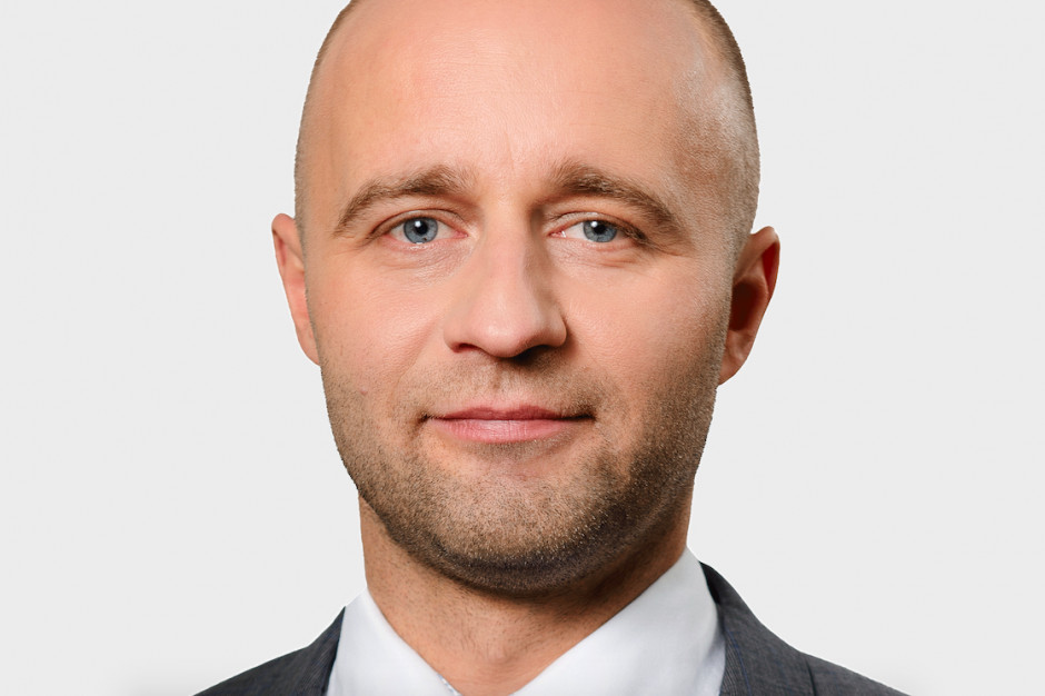 Nowy dyrektor w dziale Direct Investments JP Weber