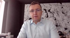 Nieruchomości przemysłowe beneficjentem aktualnej sytuacji. Robert Dobrzycki, Panattoni zaprasza na EEC Online