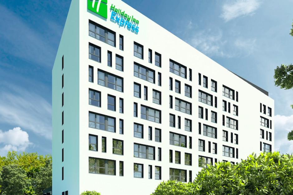 Stolica bogatsza o hotel czwartej generacji. Startuje Holiday Inn Express Warsaw - Mokotow