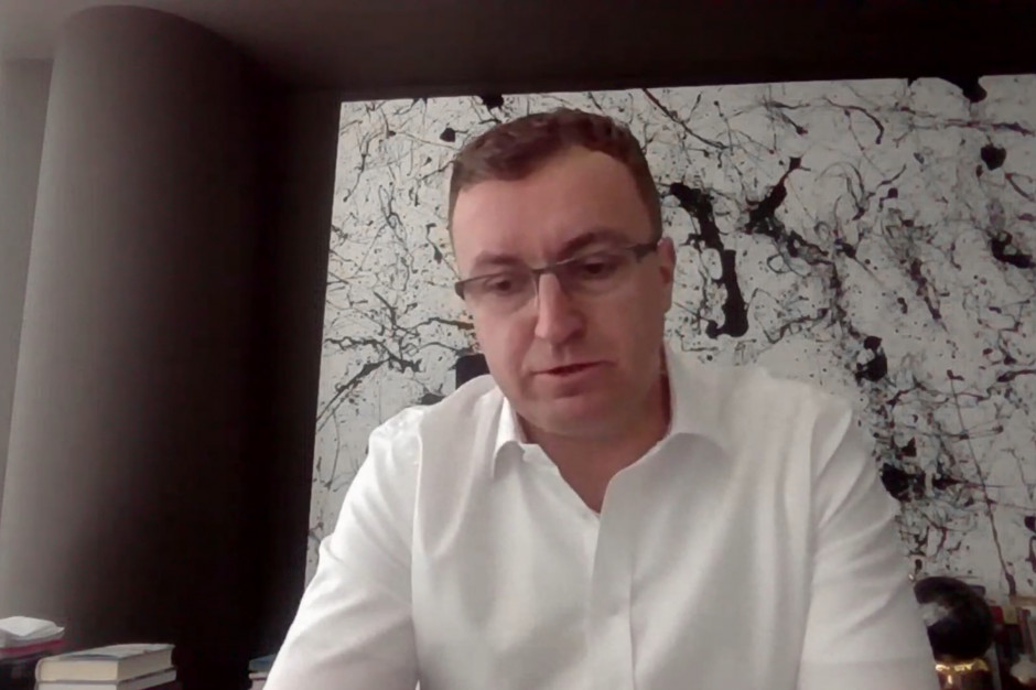Robert Dobrzycki na EEC Online: Magazyny przejdą suchą nogą przez pandemię