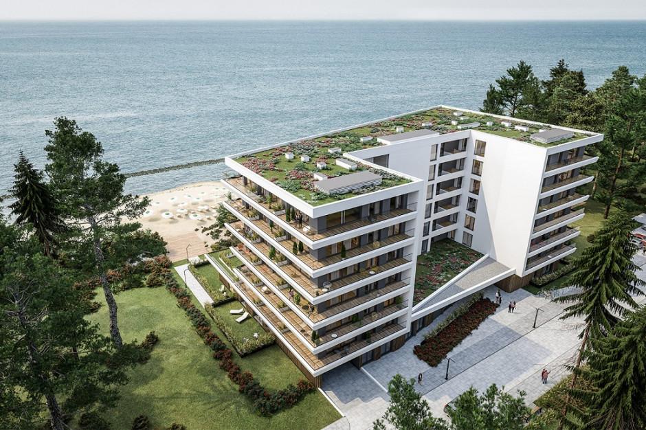 Nautic Park w Darłowie rośnie, a inwestorzy rezerwują apartamenty