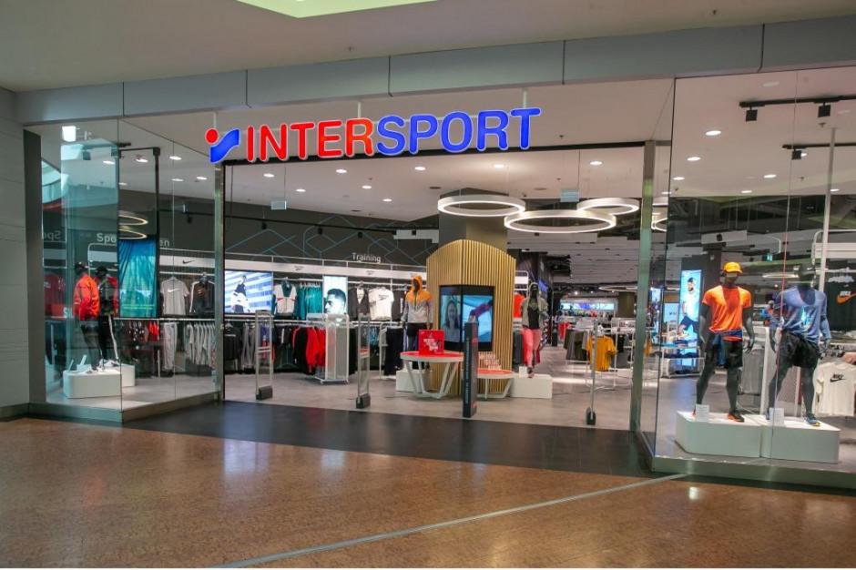 Intersport czasowo zamyka sklepy w galeriach handlowych