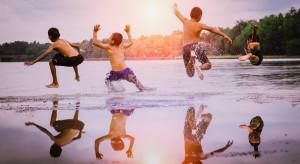W kąpieliskach nie zakazimy się koronawirusem
