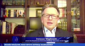 Ireneusz Węgłowski: Branża hotelowa straciła prawie dwa miliardy złotych