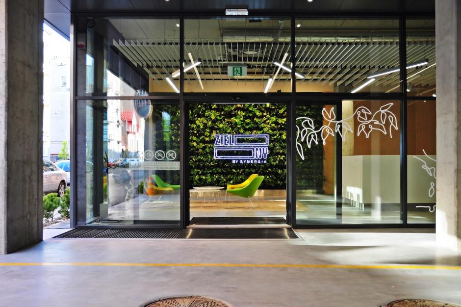 Zielony nie tylko z nazwy. Oto nowy biurowiec w Centrum Biznesowym Synergia