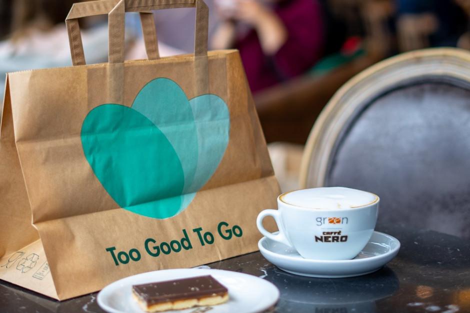 Green Caffè Nero łączy siły z Too Good To Go