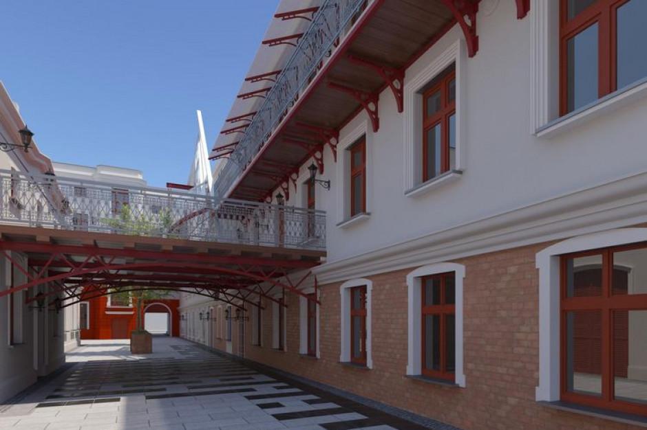 Piotrkowska 102 do rewitalizacji. Budynek, w którym mieszczą się biura i kluby przejdzie metamorfozę
