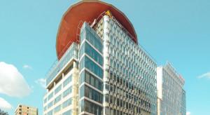 Cybercom zostaje w myhive Crown Tower