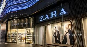 Zara, Bershka, Stradivarius. Inditex zamyka sklepy