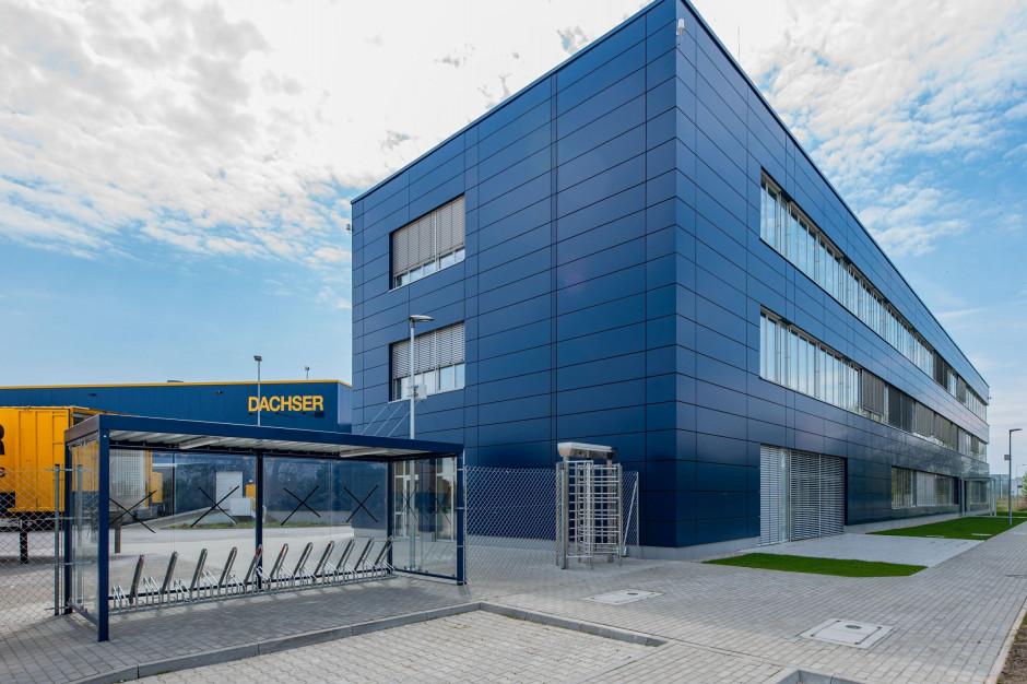 Dachser z nową siedzibą w Polsce
