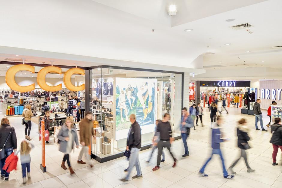 CCC zostaje w centrach handlowych Newbridge