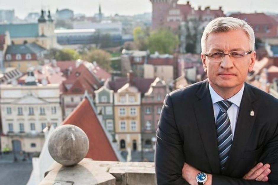 Jacek Jaśkowiak: Pandemia wymaga szczerości w komunikowaniu trudnych tematów