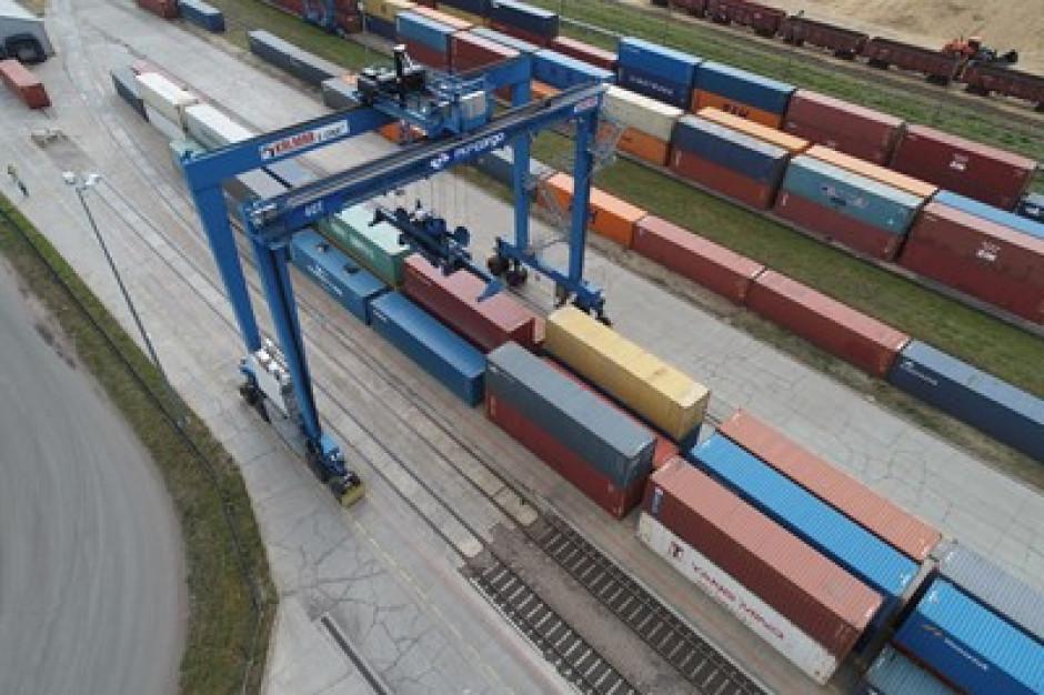 PKP Cargo rozbuduje swój największy terminal intermodalny