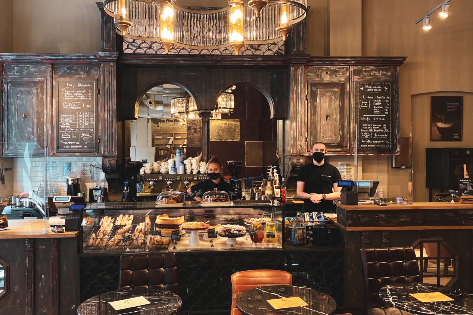 Green Caffè Nero otwiera nową kawiarnię w Krakowie