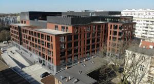 Giant Office w Poznaniu oddany do użytku