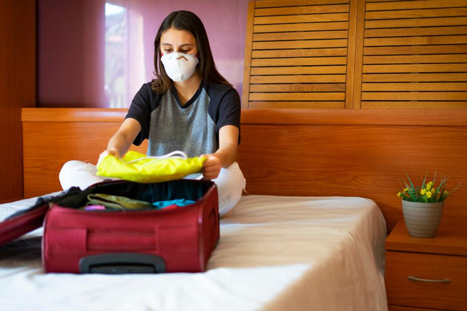 Od soboty hotele tylko dla podróżujących służbowo, medyków, pacjentów i ich opiekunów