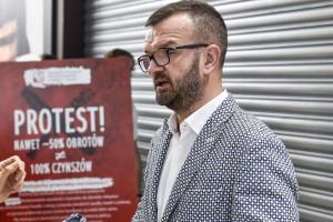 Marcin Ochnik: Z największymi galeriami najtrudniej się dogadać