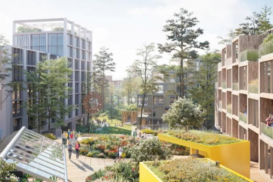 Nowy Wełnowiec ożyje w wielkim stylu. Biurowce, hotel, mieszkania częścią nowej dzielnicy Katowic