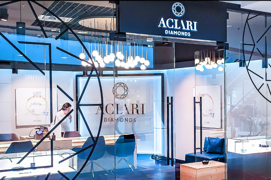Aclari Diamonds przeprowadziła się z Sopotu do Gdyni