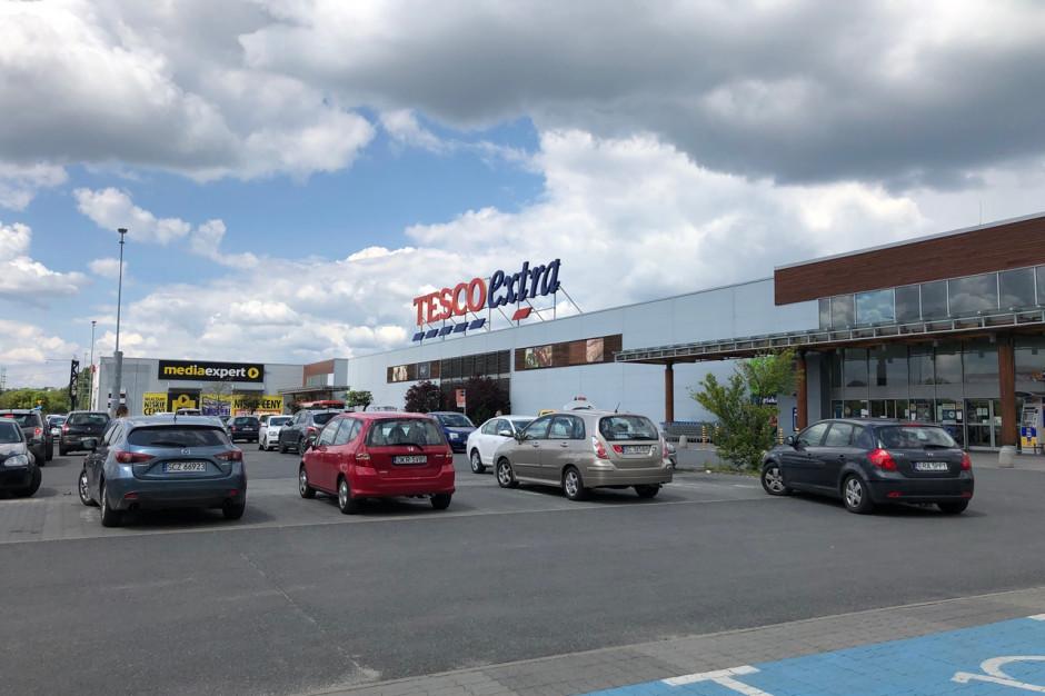 DOR kupuje hipermarket Tesco w Częstochowie. Inwestor planuje galerię handlową