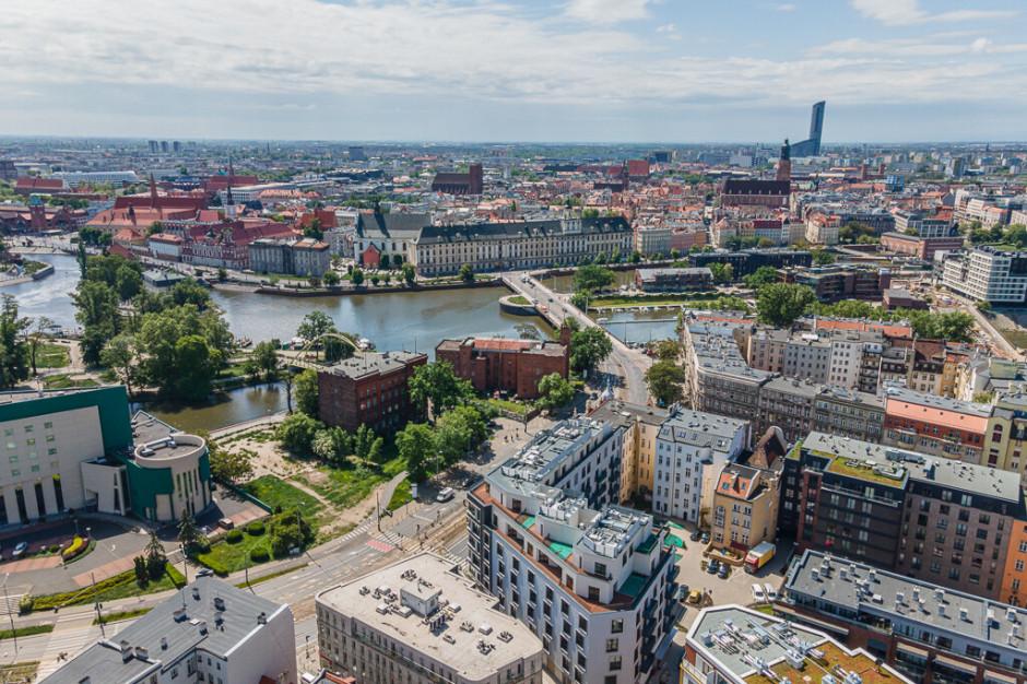 Wrocławski apartamentowiec Centreville otwarty na mieszkańców