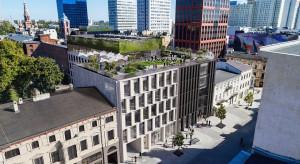 Łódź zyska nowy biurowiec i wielopoziomowy parking